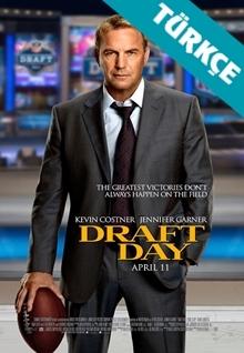 Karar Günü - Draft Day (2014) HD (Türkçe Dublaj)