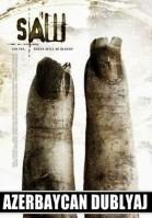 Mişar 2 - Saw II (2005) Azərbaycanca Dublyaj - HD